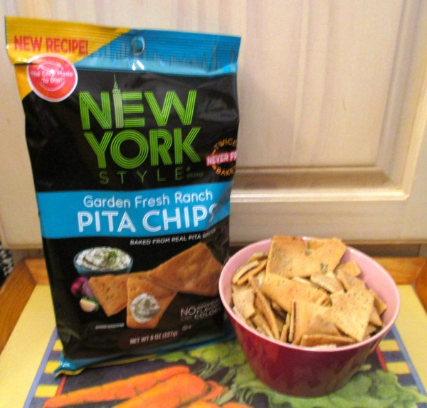 New York Style Pita Chips Product