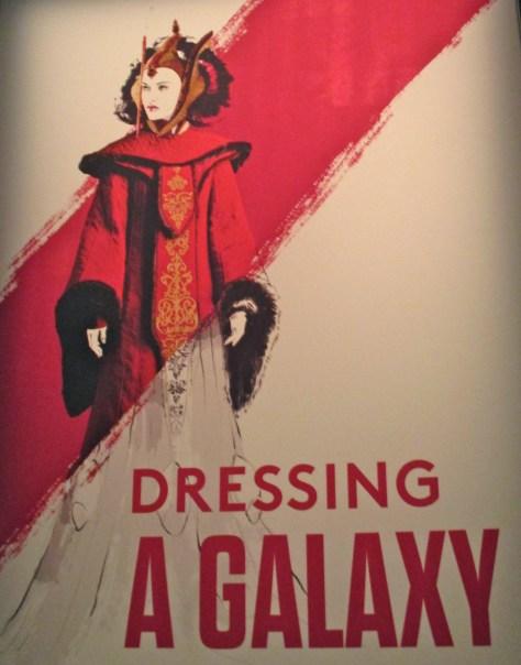 Dressing the Galaxy