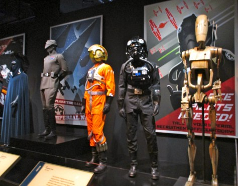 Droid and Uniforms