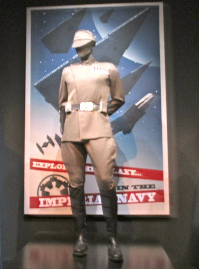 Imperial Navy Uniform