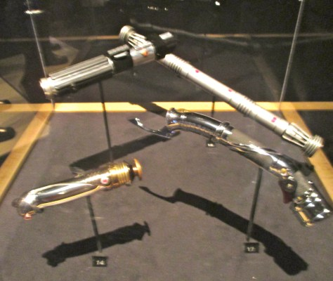 Assorted Light Sabers