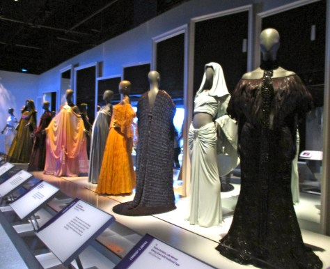 Padme's Outfits