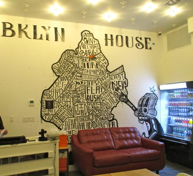 BKLYN House Lobby