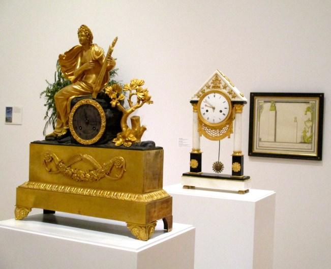 Horological Promenade Clocks