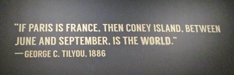 Coney Island Quote