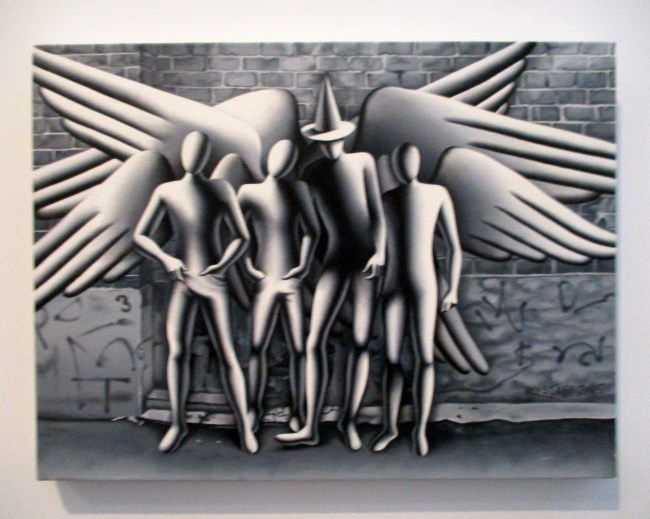 Art By Mark Kostabi