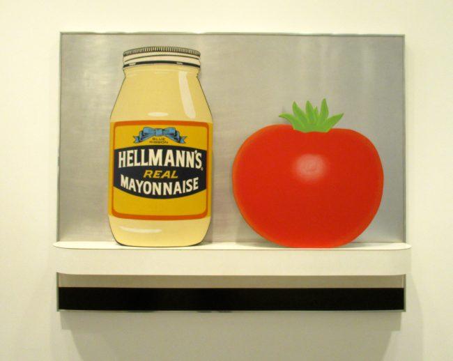 Mayo and Tomato