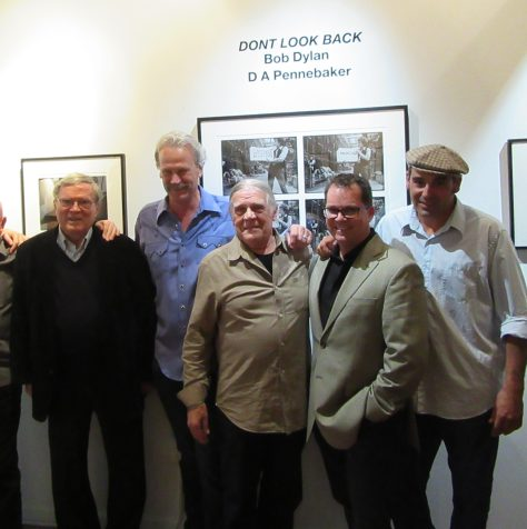 Pennebaker and Gang