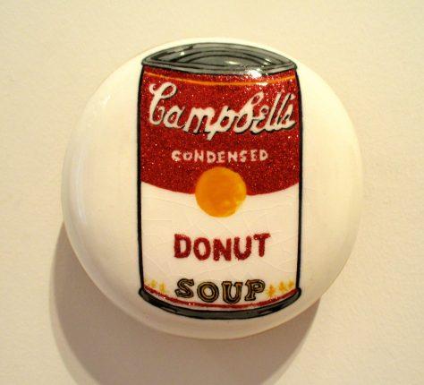 Le Petit Donut Soup (Detail)