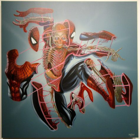 Dissection of Spiderman