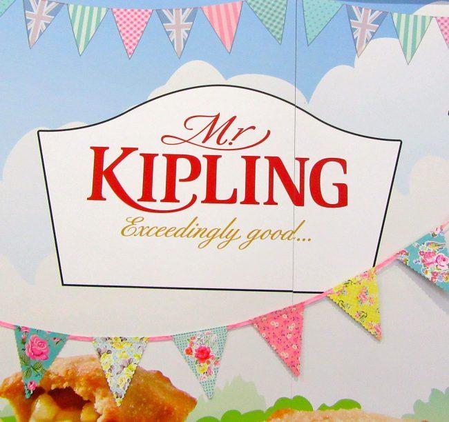 Mr Kipling Cakes Signage