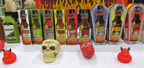 Blairs Death Sauce with Toys
