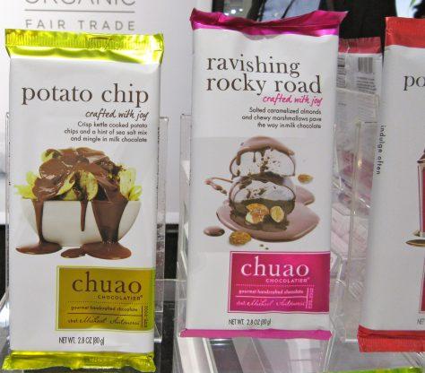 Chuao Chocolate Covered Potato Chips