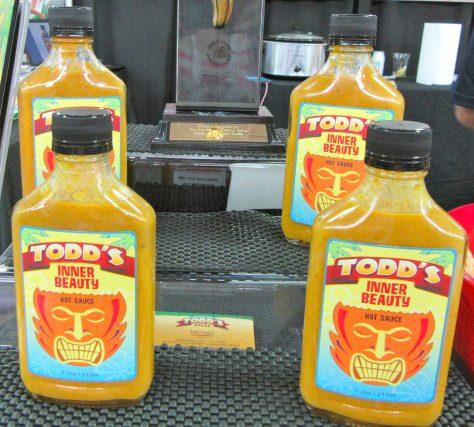 Todds Inner Beauty Sauce