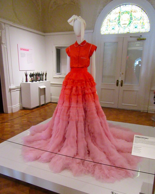 Couture Skirt and Top By Giambattista Valli
