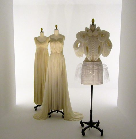 Madame Gres and Iris Van Herpin