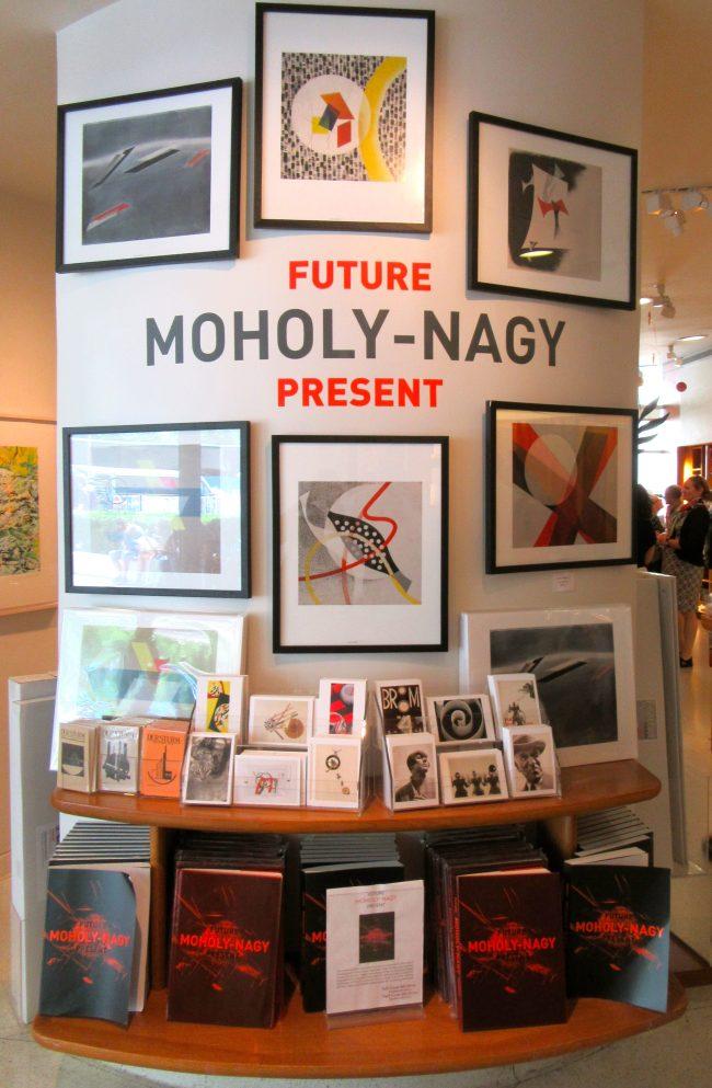 Moholy Nagy Gift Shop