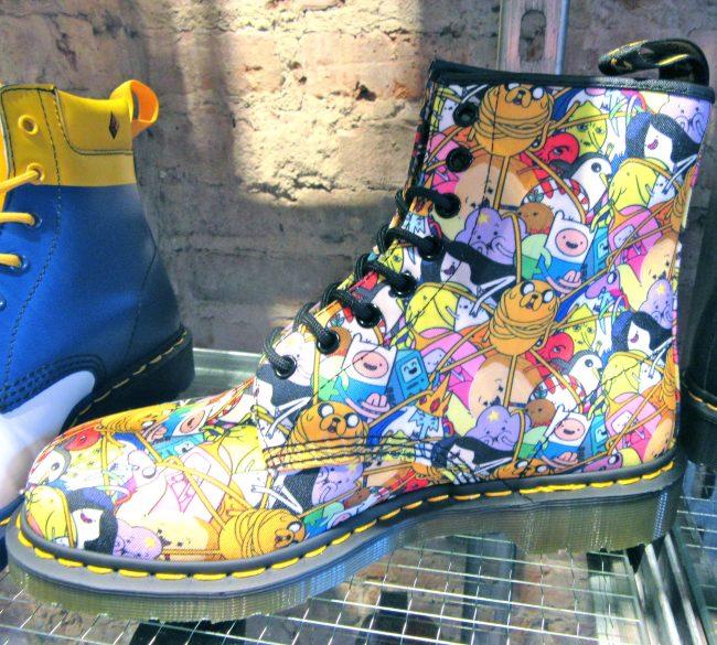Adventure Time Doc Martins