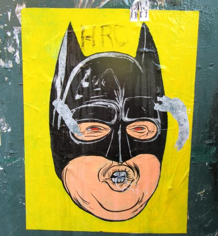 Trump Batman