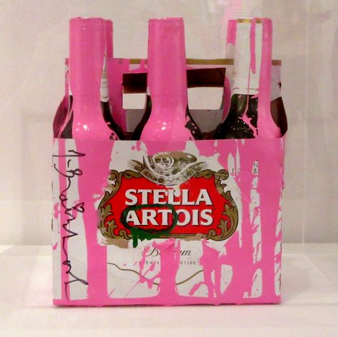 Pink Six Pack