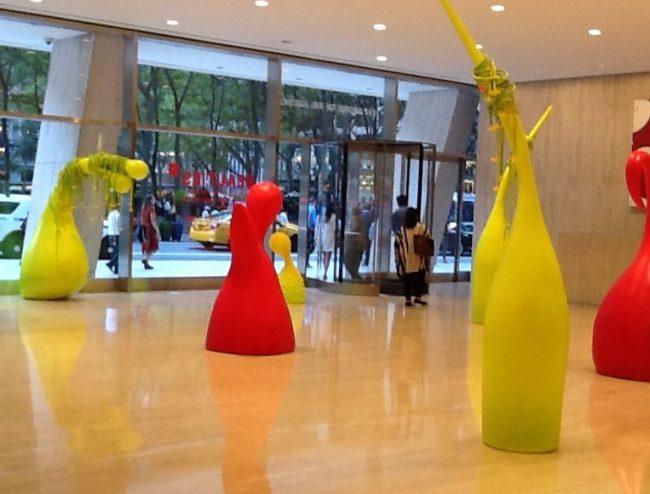 Sculptures By John Monti