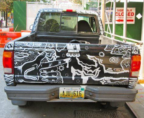 Graffiti Pick Up