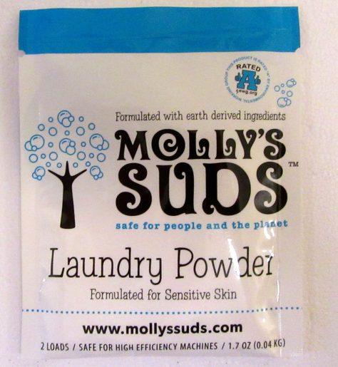 Mollys Suds Sample Package