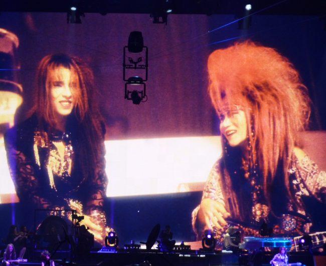 Yoshiki and Toshi