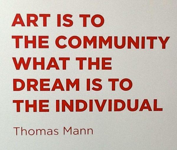 Thomas Mann Saying