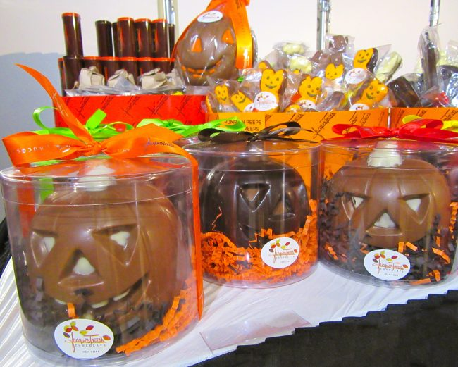 Jacques Torres Chocolate Display
