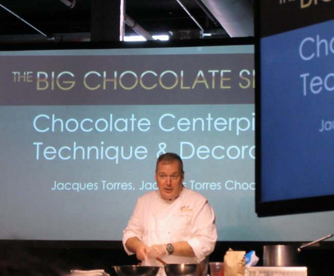 Jacques Torres Demo