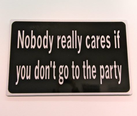 Nobody Really Cares