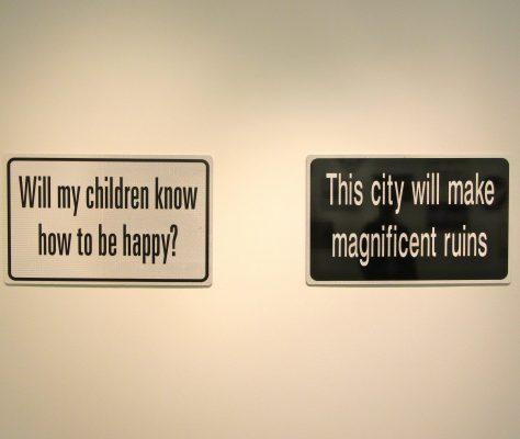 Will My Children, This City