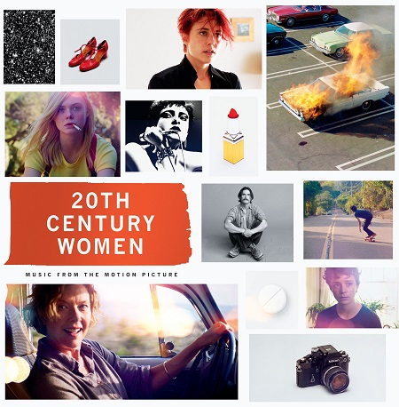 various artists 20th century women music from the motion picture