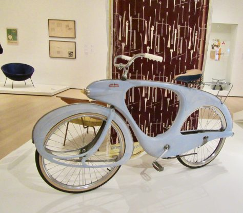 White Spacelander Bike