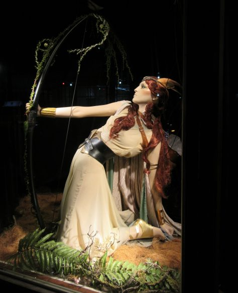 Mythical Female Archer