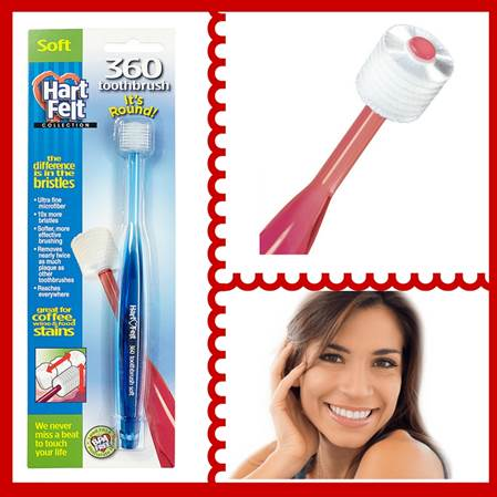 Hartfelt Toothbrush Ad