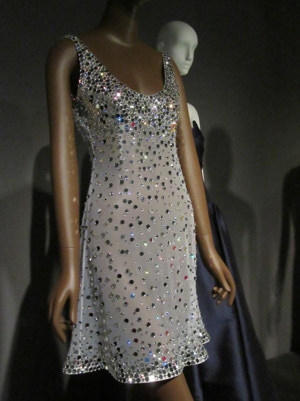 Tina Turner Dress Close Up