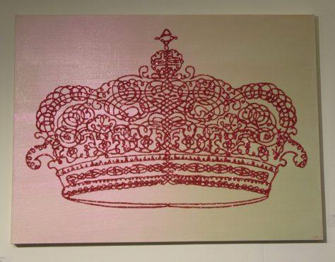 Crown By Camomile Hixon at Soraya Cartategui Art Gallery