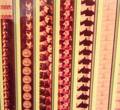 Beatles Film Strips