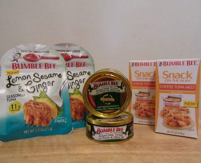 Bumble Bee Tuna New Products