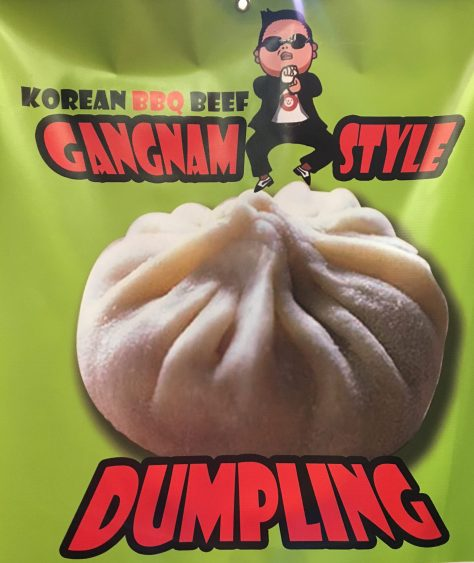 Gangnam Style Dumpling 2