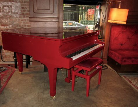 Red Piano 2