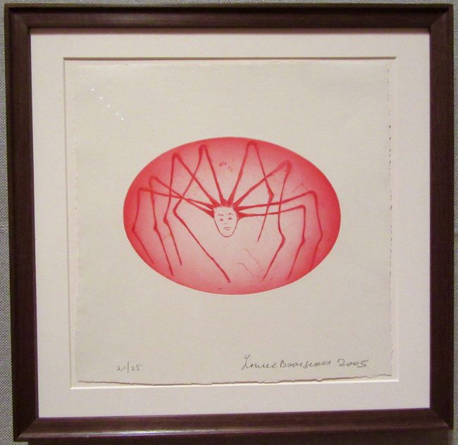 Spider Woman Louise Bourgeois