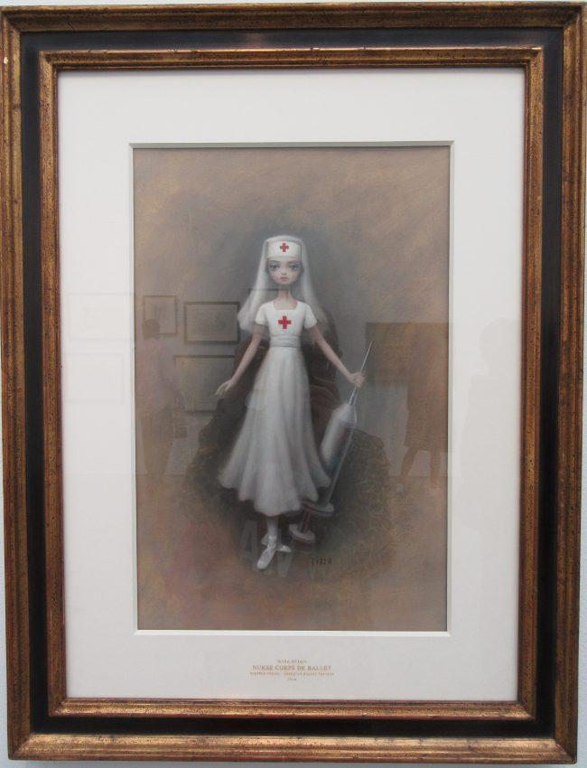 Nurse Corps de Ballet