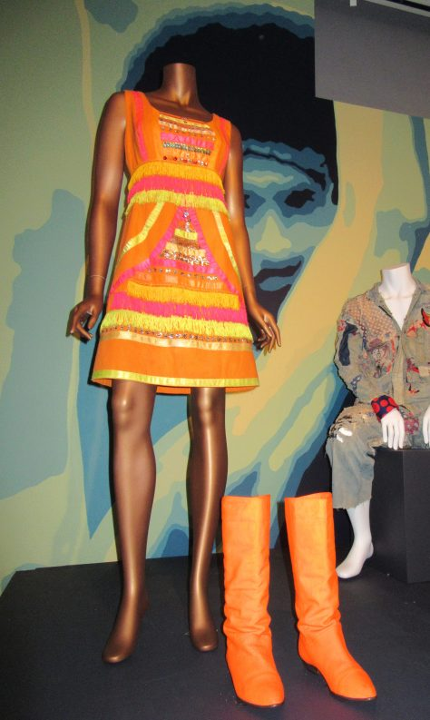 Acid Test Dress and Boots