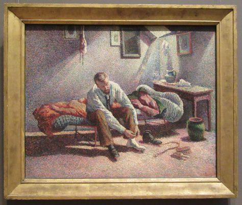 Morning Interior