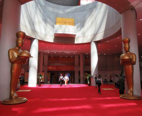 SFFS Show Entrance