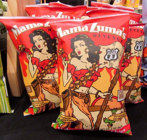 Mama Zumas Kettle Chips
