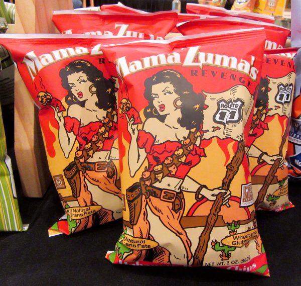 Mama Zumas Kettle Chips